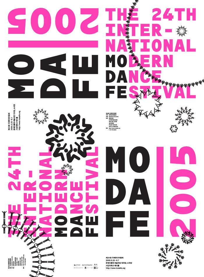 Modafe 2005: Poster