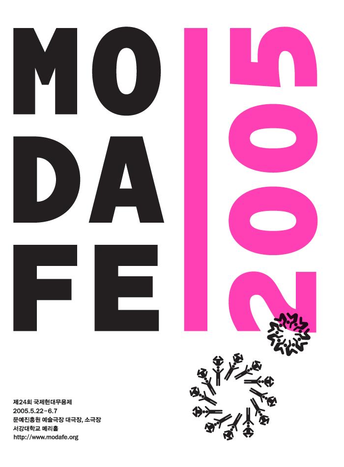 Modafe 2005: Program