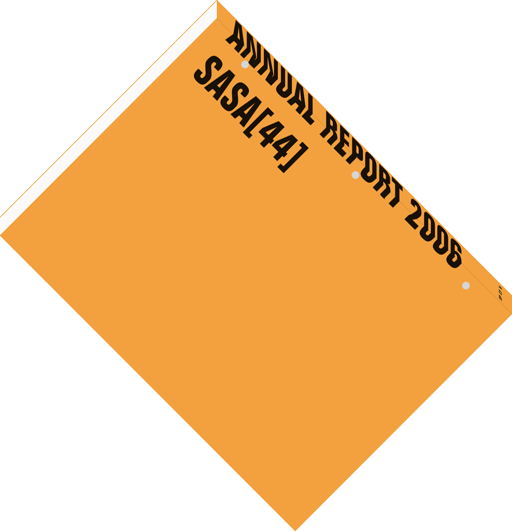 Sasa [44] Annual Report 2006