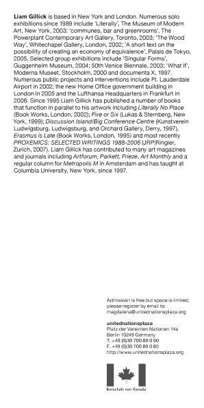 Unitednationsplaza: Leaflet