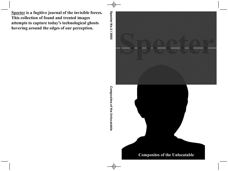 Specter, no. 2