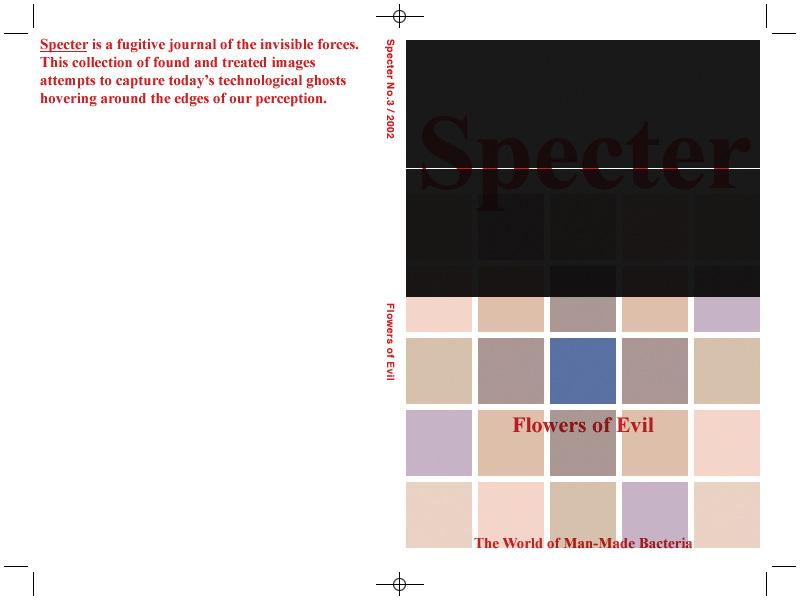 Specter, no. 3