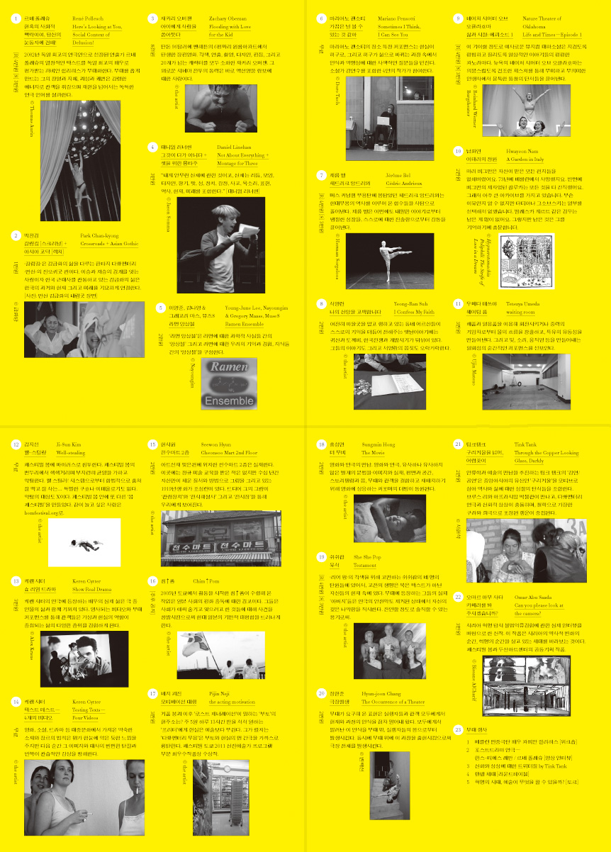 Festival Bo:m 2012, leaflet, unfolded back