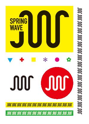 Springwave, stickers