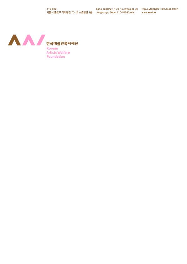 KAWF, letterhead