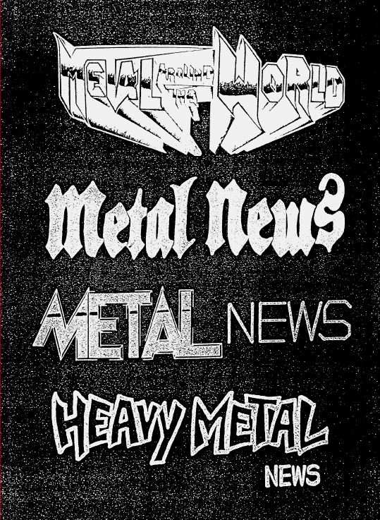 Heavy Metal (News) Around the World