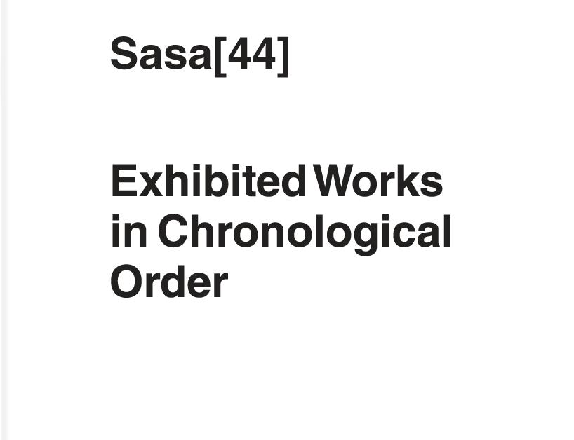 Sasa[44]