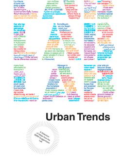 Urban Trends