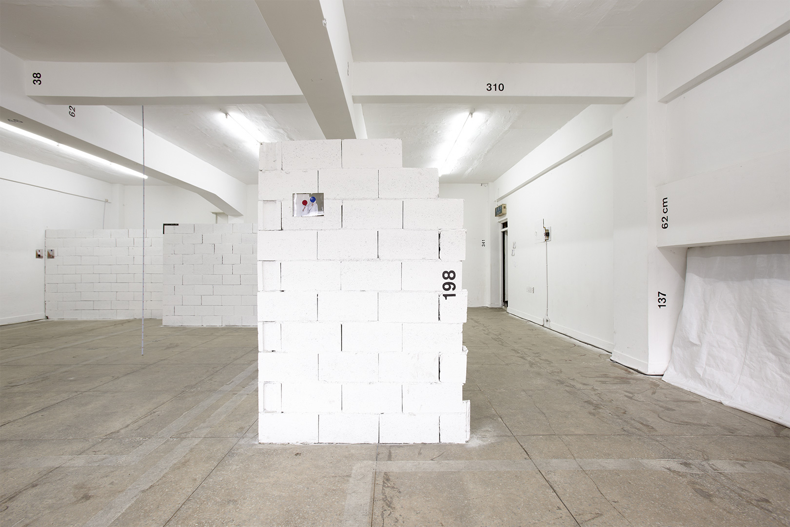 Installation view. Photo by Kim Sang-tae